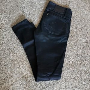 GSTAR RAW BLACK JEANS